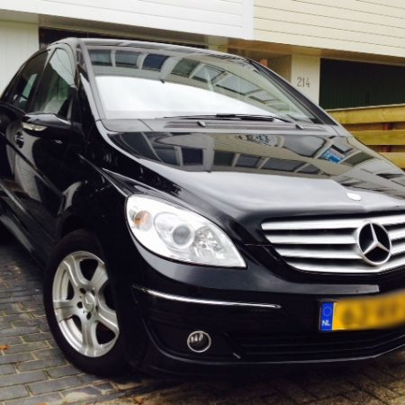 Stoomreiniging Mercedes - de auto cleaner