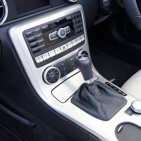 Interieur stomen Mercedes - de auto cleaner